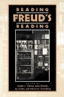 Reading Freud's Reading (Literature and Psychoanalysis #7) Cover Image