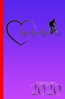 Touring Bike 2020: Great calendar 2020 for biker and racing biker. Schedule your races. No more missing events with this notebook. Cover Image