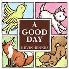 A Good Day Board Book Cover Image