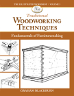 Traditional Woodworking Techniques Cover Image