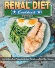Renal Diet Cookbook 2020: Low Sodium, Low Potassium & Low Phosphorus Renal Diet Recipes Cover Image