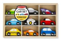 Wooden Cars Set Cover Image
