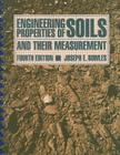 Engineering Properties of Soils and Their Measurement Cover Image