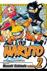 Naruto, Vol. 2 Cover Image