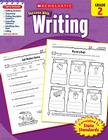 Scholastic Success With Writing: Grade 2 Workbook Cover Image