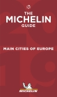 Michelin Guide Main Cities of Europe 2018 (Michelin Guide/Michelin) Cover Image