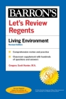 Let's Review Regents: Living Environment Revised Edition (Barron's Regents NY) Cover Image