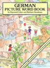 German Picture Word Book (Dover Children's Language Activity Books) Cover Image
