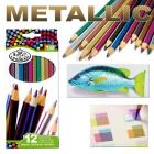 Metallic Color Pencil Set of 1 Cover Image