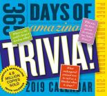 365 Days of Amazing Trivia! Page-A-Day Calendar 2019 Cover Image