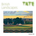 Tate - British Landscapes Wall Calendar 2021 (Art Calendar) Cover Image