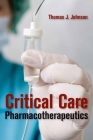 Critical Care Pharmacotherapeutics Cover Image
