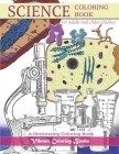 Science Coloring book for adults and older children: A Distressing coloring book Cover Image