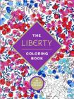 The Liberty Coloring Book (Adult Coloring Book) Cover Image