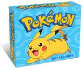 Pokemon 2021 Day-to-Day Calendar Cover Image