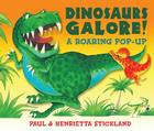 Dinosaurs Galore!: A Roaring Pop-Up Cover Image