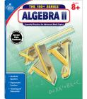 Algebra II, Grades 8 - 10 (100+ Series(tm)) Cover Image