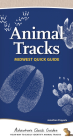 Animal Tracks of the Midwest: Your Way to Easily Identify Animal Tracks (Adventure Quick Guides) Cover Image