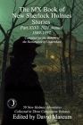 The MX Book of New Sherlock Holmes Stories Part XXVI: 2021 Annual (1889-1897) Cover Image