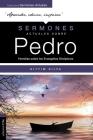 Sermones Actuales Sobre Pedro (Modern Sermons about Peter Spanish Edition): Homilías Sobre Los Evangelios Sinópticos Cover Image