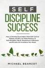 Self - Discipline Success Cover Image