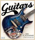 Guitars 2015 Wall Calendar Cover Image