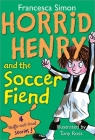 Horrid Henry and the Soccer Fiend Cover Image