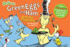 Dr. Seuss Green Eggs and Ham Activity Placemats: For mealtimes or anytime! (Dr. Seuss Activity Books) Cover Image