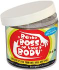 Be the Boss of Your Body® In a Jar®: Health Tips for Your Body, Mind, and Spirit Cover Image