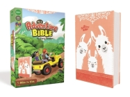 Nirv, Adventure Bible for Early Readers, Leathersoft, Coral, Full Color Cover Image