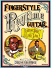 Fingerstyle Ragtime Guitar Cover Image