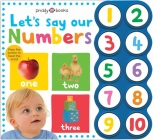Simple First Words Let's Say Our Numbers Cover Image