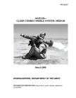 FM 3-22.37 Javelin- Close Combat Missile System, Medium Cover Image