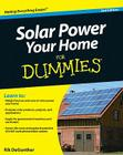 Solar Power Your Home for Dummies Cover Image