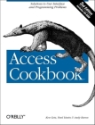 Access Cookbook [With CDROM] Cover Image