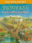 Conquest!: Can You Build a Roman City? (Step Into History) Cover Image