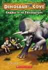 Dinosaur Cove #2: Charge of the Triceratops Cover Image