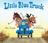 Little Blue Truck (padded board book) Cover Image
