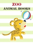 Zoo Animal Books: Christmas Animals Books and Funny for Kids's Creativity Cover Image