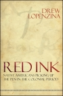 Red Ink: Native Americans Picking Up the Pen in the Colonial Period (Suny Series) Cover Image