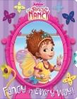 Disney Fancy Nancy: Fancy in Every Way! (Multi-Novelty) Cover Image