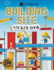 Building Site Sticker Book (Scribblers Fun Activity) Cover Image
