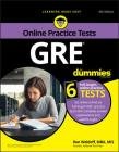 GRE For Dummies with Online Practice, 9th Edition Cover Image