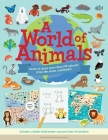 A World of Animals: Learn to Draw More Than 175 Animals from the Seven Continents! Cover Image