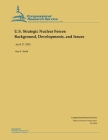 U.S. Strategic Nuclear Forces: Background, Developments, and Issues Cover Image