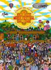 The World's Greatest Music Festival Challenge: A Rockin' Seek and Find Cover Image