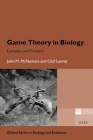 Game Theory in Biology: Concepts and Frontiers Cover Image