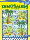Spark Dinosaurs Coloring Book (Dover Coloring Books) Cover Image