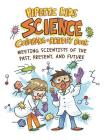 Pipette Kids: Science Coloring and Activity Book Cover Image