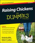 Raising Chickens for Dummies Cover Image